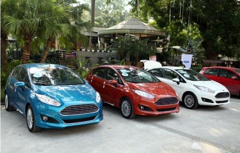Ford Fiesta: Chiếc xe của công nghệ