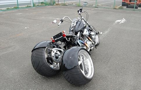 Công nghệ ôm cua mới cho mô tô 3 bánh