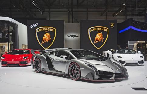 Dấu ấn của Lamborghini trong năm 2013