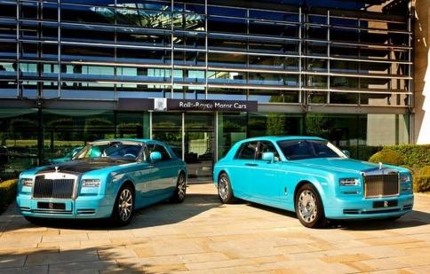 Những khoảnh khắc đáng nhớ của Rolls Royce trong năm 2013