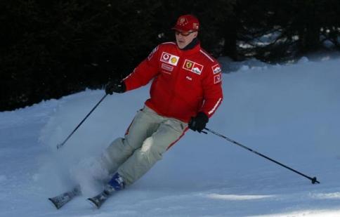 Tay đua Michael Schumacher gặp tai nạn nghiêm trọng