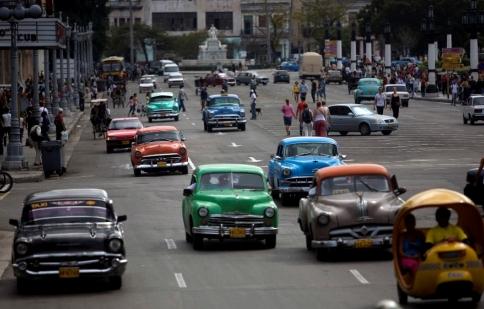 Dân Cuba sốc vì giá xe quá đắt