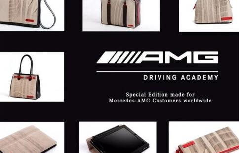 """Mercedes AMG chuyển sang """"sản xuất"""" túi xách"""