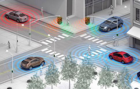 Mỹ triển khai lắp đặt hệ thống liên lạc giữa các ôtô