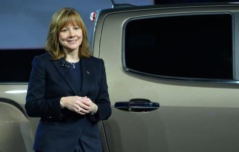 CEO mới của GM là người phụ nữ quyền lực nhất thế giới