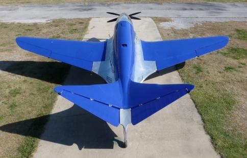 Phục dựng mẫu máy bay truyền thuyết của Bugatti