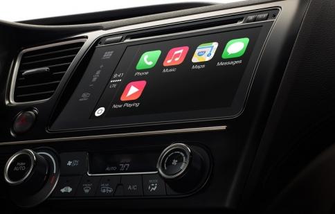 Apple ra mắt ứng dụng CarPlay tại Geneva Motor Show 2014
