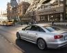 """Xe Audi """"nói chuyện"""" được với đèn giao thông"""