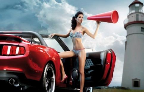 10 quốc gia thích khoe xe nhất thế giới