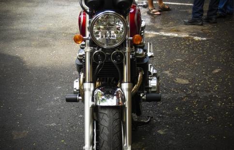 Chi tiết Honda CB1100 tại Việt Nam