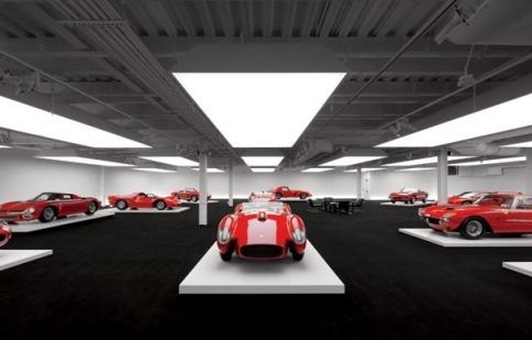 10 bộ sưu tập xe khủng nhất thế giới