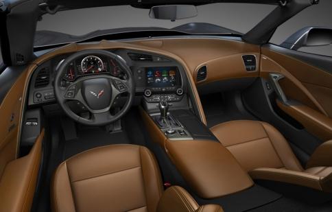10 nội thất ô tô đỉnh nhất năm 2014