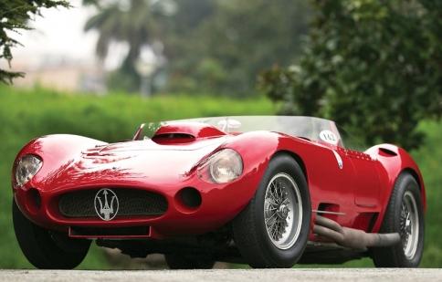 Chiêm ngưỡng mẫu Maserati Prototype có giá 7,5 triệu đô
