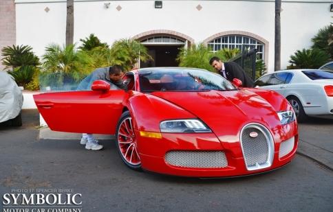 Thừa tiền, Birdman mạnh tay tặng Justin Bieber siêu xe Bugatti