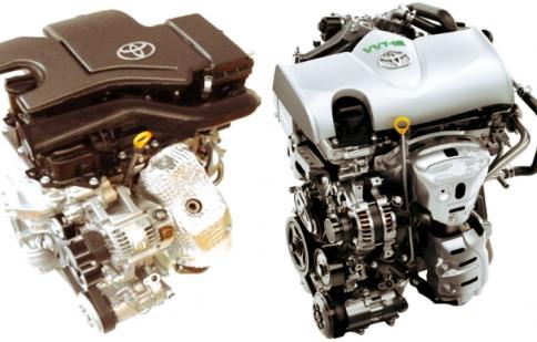Toyota giới thiệu 2 loại động cơ tiết kiệm nhiên liệu mới