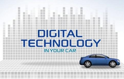 3 công nghệ kỹ thuật số đang thâm nhập vào thế giới xe sang