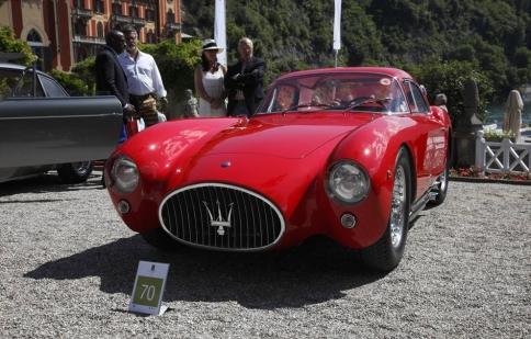 Maserati khoe dàn xế cổ triệu đô tại Villa d'Este 2014