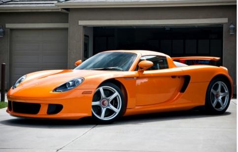 20 tỷ cho siêu xe Porsche Carrera GT mới cứng