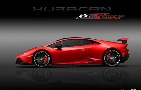 Sắp có Lamborghini Huracan phiên bản đua