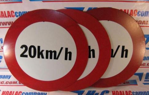 Loại bỏ các biển báo tốc độ dưới 40 km/h