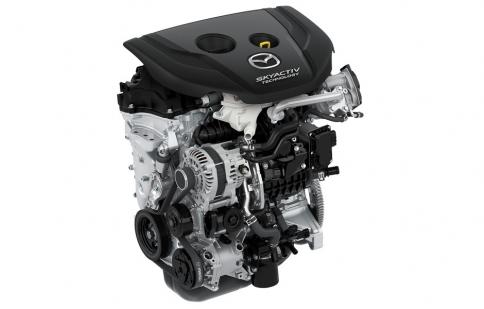 Mazda chuẩn bị động cơ diesel mới cho Mazda2