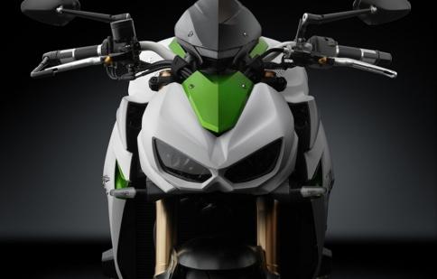 Kawasaki Z1000 độ phụ kiện hàng hiệu Rizoma