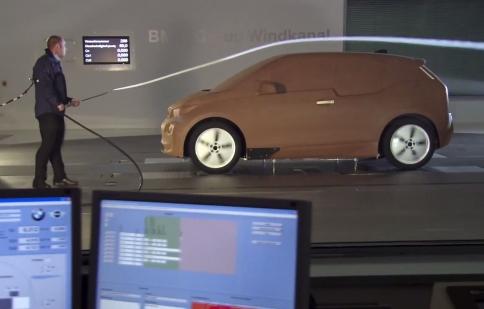 Cận cảnh quá trình thực hiện BMW i3