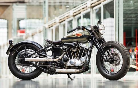 Xế độ Harley 76 của người Việt làm nức lòng bạn bè quốc tế