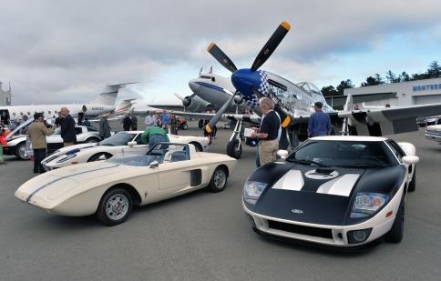 Tham quan lễ hội xe McCall's Motorworks Revival qua ảnh