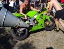 Kawasaki Ninja 636 gây sốc với bô xe cực khủng