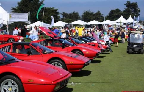 Monterey 2014: bữa tiệc thịnh soạn cho các tín đồ tốc độ