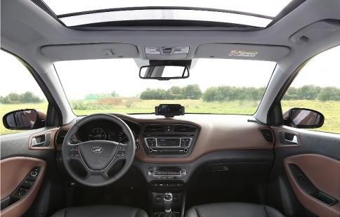 Hyundai i20 mới nâng cấp mạnh về nội thất