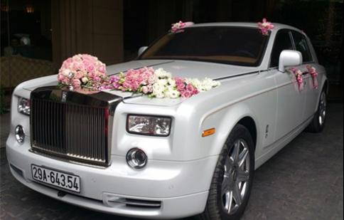 """Những chiếc Rolls-Royce """"độc"""" và """"khủng"""" nhất Việt Nam (P1)"""