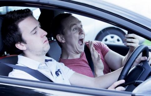 Những loại hành khách khiến tài xế phát điên