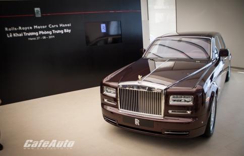 """Những chiếc Rolls-Royce """"độc"""" và """"khủng"""" nhất Việt Nam (P2)"""