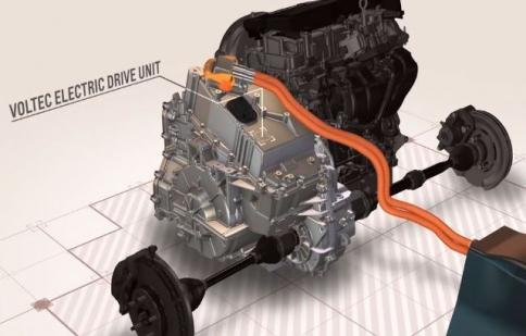 Chevrolet tiết lộ động cơ mới, mạnh hơn, tiết kiệm hơn