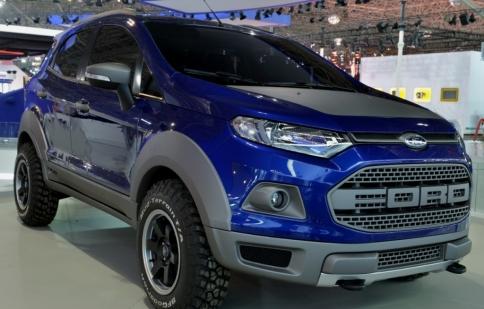 """Ngắm 3 """"chiến binh"""" Ford EcoSport cực ngầu"""