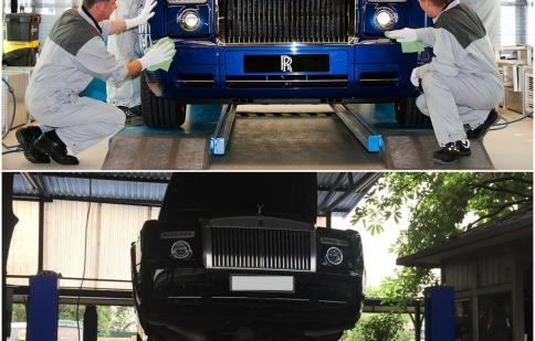 Rolls-Royce: siêu sang xứ người, liêu xiêu xứ ta