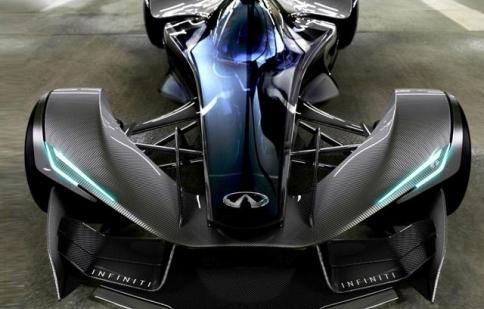 Xe đua tương lai của Infiniti có gì đặc biệt?