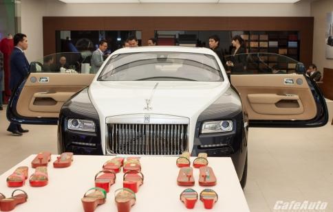 Rolls-Royce Motor Cars Hanoi chung tay bảo tồn làng nghề thủ công