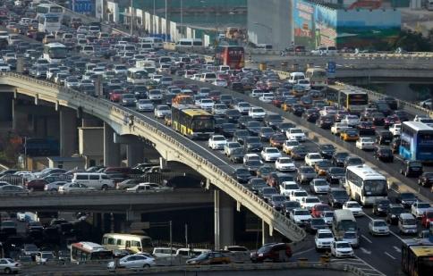 Trung Quốc tăng hơn 300 triệu tài xế