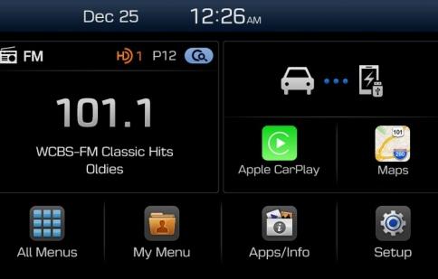 Hyundai sắp ra mắt bảng điều khiển kết nối smartphone