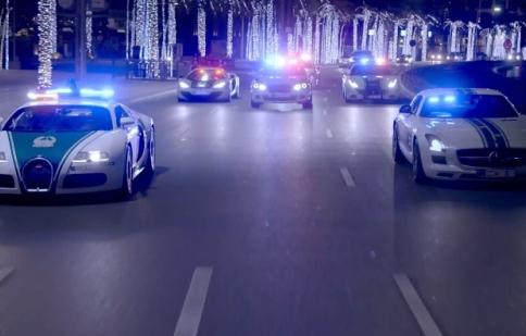 Video hot trong tuần: Dubai khoe đoàn xe cảnh sát siêu khủng