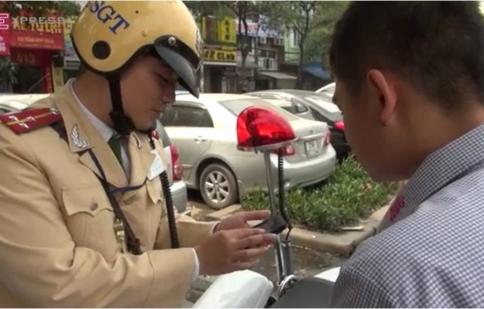 Video hot trong tuần: Hà Nội phạt nguội hàng chục tài xế
