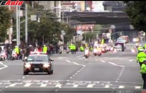 Video hot trong tuần: Choáng với đoàn xe hộ tống tổng thống Mỹ Obama