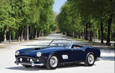 Chiêm ngưỡng Ferrari cổ giá hơn 300 tỷ đồng