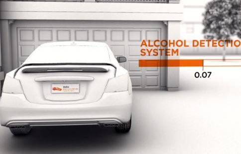 NHTSA công bố công nghệ phát hiện tài xế say xỉn