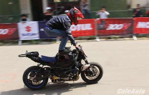 VietTuanGC tung trailer ấn tượng về biểu diễn motor mạo hiểm