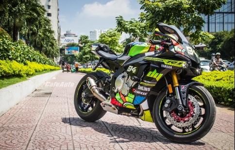 Yamaha R1 2015 độ phong cách Valentino Rossi đầy cá tính