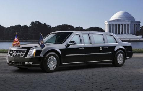 Siêu xe bất khả xâm phạm độc nhất của Tổng thống Mỹ